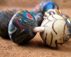 Perles bicônes