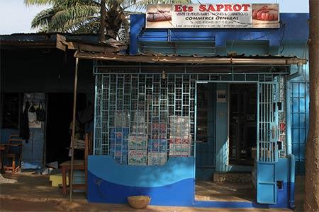 La boutique SAPROT